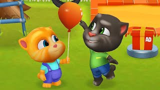 My Talking Tom Friends - NEW UPDATE Episode 8 (iOS,Android) Gameplay Walkthrough (Outfit7) - HD