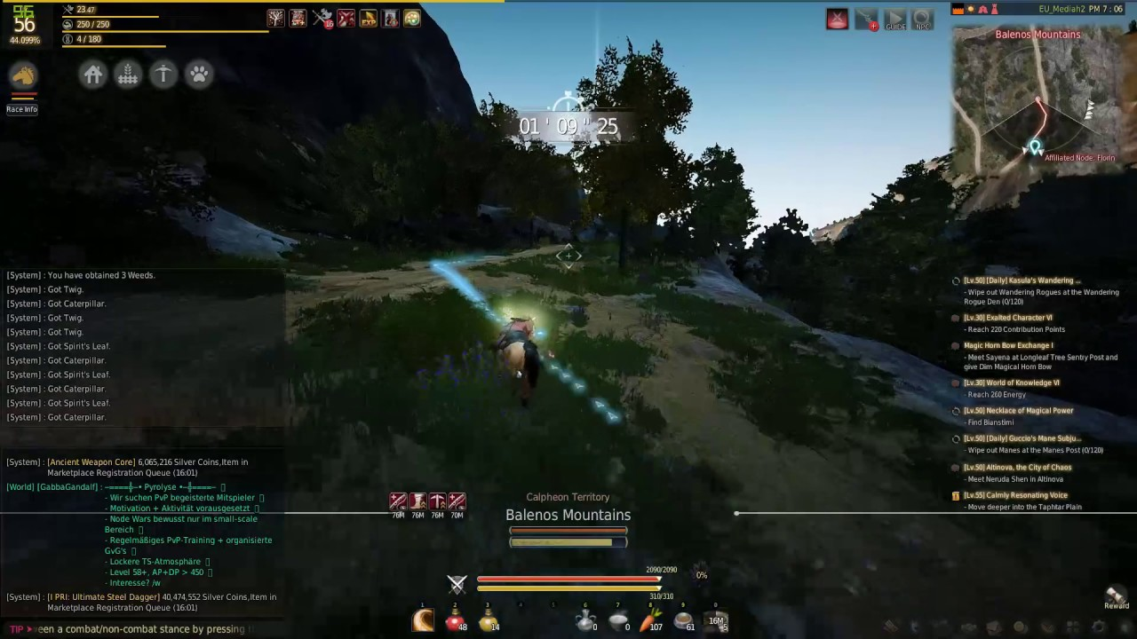 BDO T8 Horse Race #005 by CagBagGaming