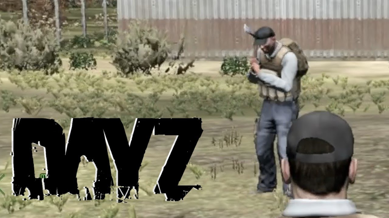HATCHETMAN - Arma 2: DayZ Mod (DayZ Overpoch Funny Moments)