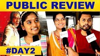 KANCHANA 3 Movie Public Review – DAY 2
