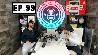 The Most Underrated Podcast #99 - Going LIVE for Ep 100 + Yeezy Clouds + NFL Helmet to Helmet & More