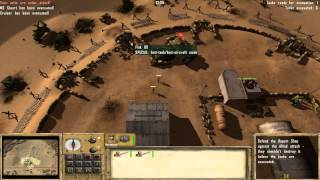 "Desert Rats vs. Afrika Korps (2004) - 06 ""Scissors Cut Paper"" by Gaming Hoplite"