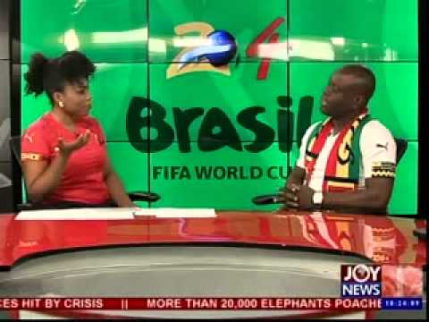 Brazil 2014 World Cup - News Desk (16-6-14)