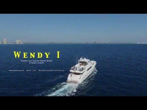 Wendy I - Luxury Yacht Charters