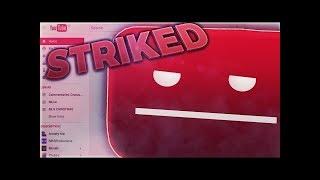 Кидаю страйк!Как кинуть страйк за нарушение АП?!Украли моё видео НЕ ФЕЙК!!