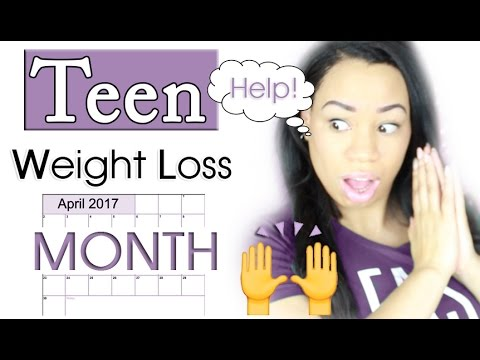 Teen Weight Loss Month – I Need your HELP