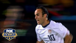 50th Most Memorable FIFA World Cup Moment: Landon Donovan at the Death | FOX SOCCER