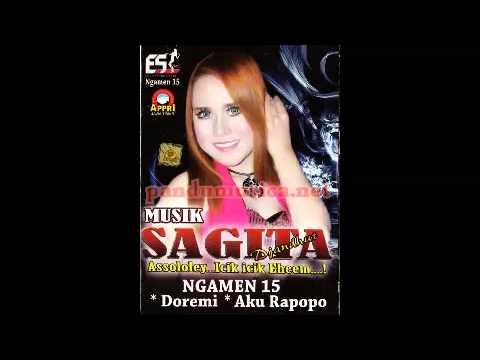Eny Sagita - Album Ngamen 15 - Aku Rapopo