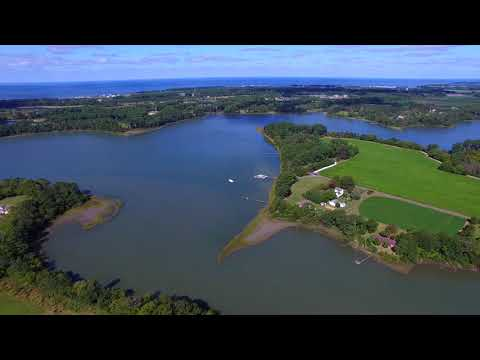 6.43 Acres of Residential Waterfront Land for Sale in Northampton County VA!