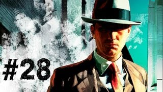 LA Noire Gameplay Walkthrough Part 28 - The Black Caesar