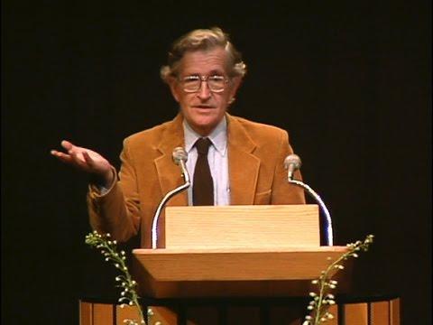 Language: The Cognitive Revolution - Noam Chomsky