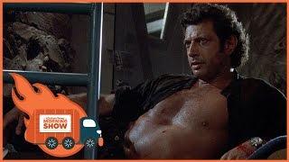 Jurassic World's Jeff Goldblum Calls In! - Kinda Funny Morning Show 04.26.2017