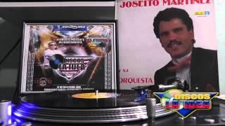 (((NEGRITO CACHUMBAMBE))) JOSEITO MARTINEZ 33RPM/DISCOS LA IDEA