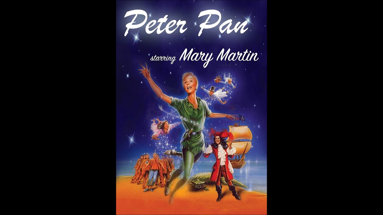 Peter Pan You Can Fly Youtube