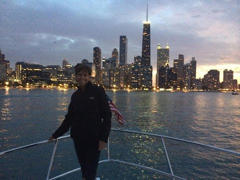 1400 Mile Boating Adventure New York to Chicago