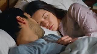 Ömer & Zehra Beraber uyuyorlar ; Ömer'e kıyamayan zehra ömer