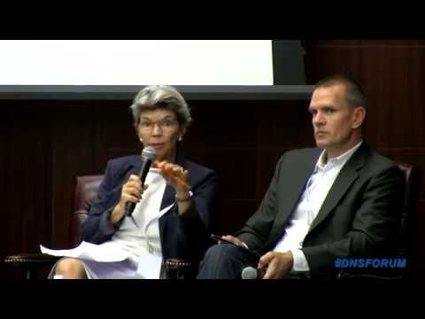 DNS Forum Panel 3 - Engagement in the Evolving Multi-Stakeholder Internet Governance Model