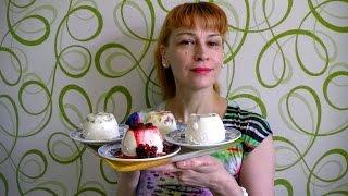 Как сделать десерт панакоту рецепт Секрета приготовления итальянского желе панна котта дома