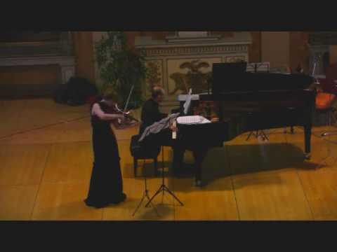 Alexander Weprik: Rhapsody for viola and piano. Finale. Julia Rebekka Adler + Jascha Nemtsov