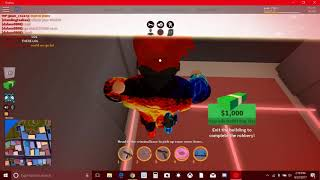 Jailbreak ROBLOX on Xbox controller