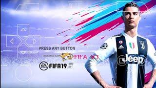PES JOGRESS V4.1 MOD FIFA 19 ANDROID PSP