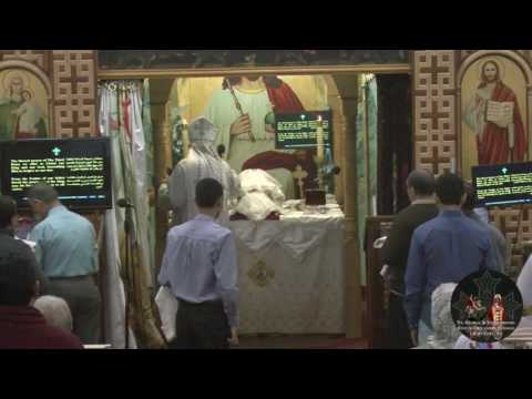 Sunday Arabic Liturgy - Fr. David Bebawy -Fr.Thomas Nashed  05/15/2016