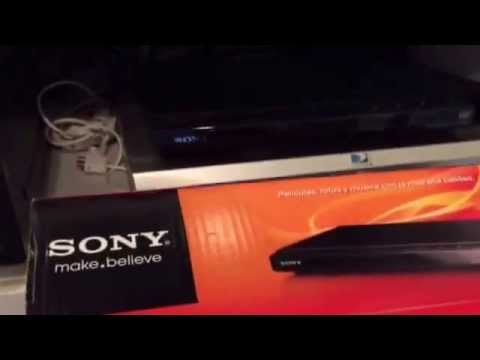 sony dvd player. sony dvd player dvp-sr210p from walmart. review by mr tims. compact and slim design. space saver. - youtube dvd