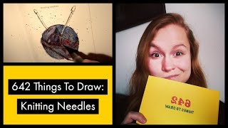 642 Things To Draw - Knitting Needles