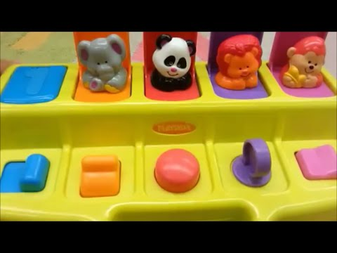 Quick Snippet Review Playskool Pop Up Pals Poppin Animals
