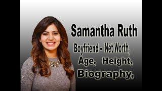 Samantha Ruth  Net Worth, Biography, Age, Height, Boyfriend