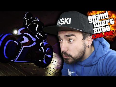 GTA V ONLINE PC #76 TRON - RABO QUENTE !! BRUTAL !!