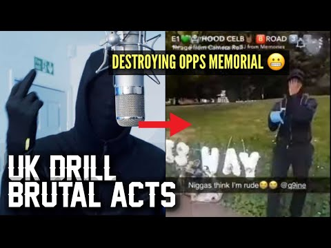 UK DRILL: BRUTAL ACTS