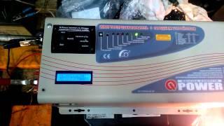 видео Отзыв о солнечной электростанции SAV-1800