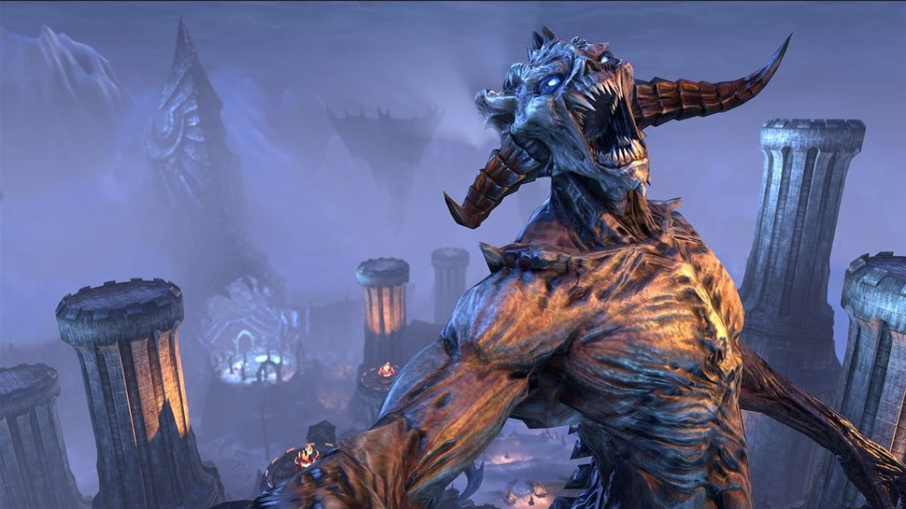 The Elder Scrolls Online - Molag Bal Boss Battle And Story -3149