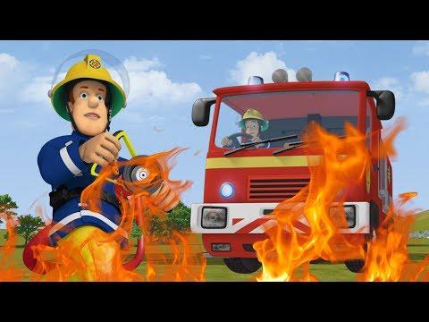 Fireman Sam 2017 New Episodes | Fireworks for Mandy  - 1 Hour Compilation |  Cartoons for Children