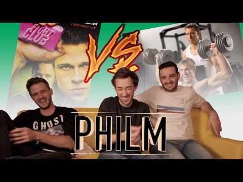 PHILM - Fight Club Vs Des Salles de Sport