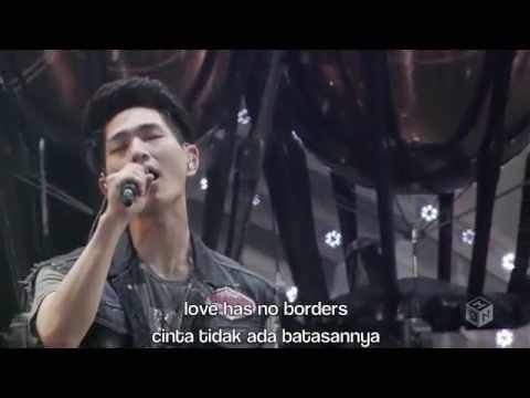 [INDO SUB + Romanization] SHINee -  Love (Live in Tokyo Dome)