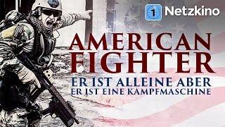 American Fighter (Action, Thriller, kompletter Film, ganze Filme auf Deutsch)