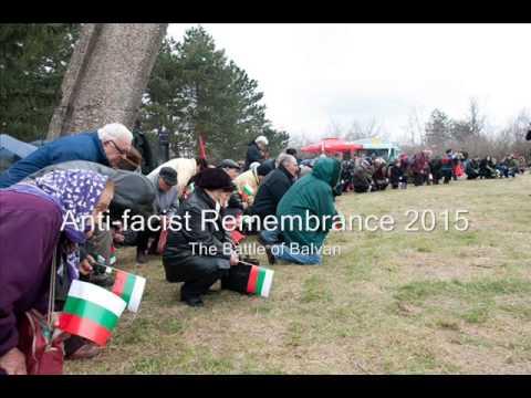 Battle of Balvan   Anti facist Remembance 2015