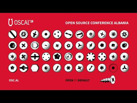 Open Source Conference Albania 2018 - Spot