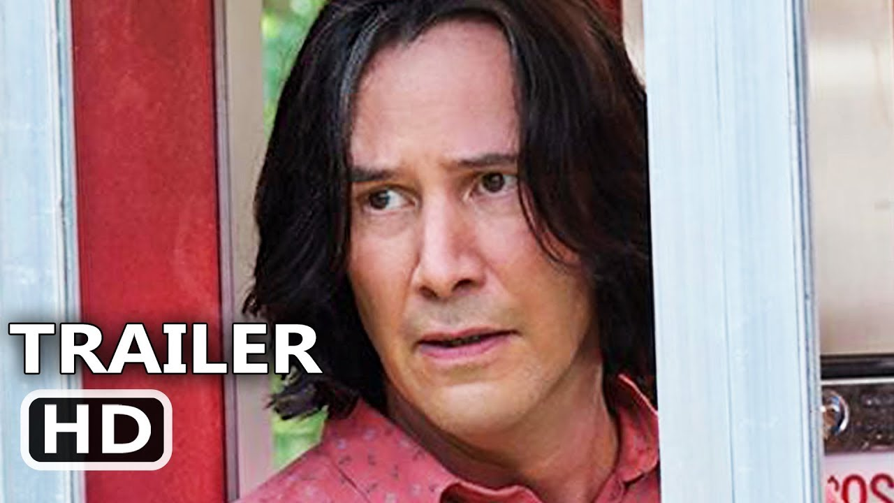 BILL & TED 3: Face the Music Trailer (2020) Keanu Reeves Movie HD