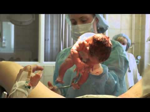 Как рождаются дети видео