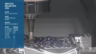 How to Perform High Feed Milling in Mold and Die Manufacturing (Demo)   Seco Tools