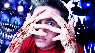 - АНИМАТРОНИКИ В РЕАЛЬНОЙ ЖИЗНИ Five Nights at Freddy s 3D