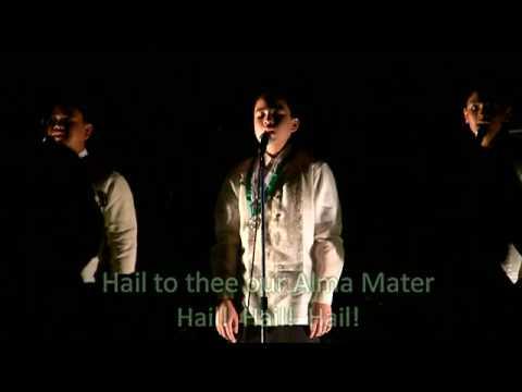 La Salle Alma Mater Hymn - La Salle Green Hills (LSGH) Grade School Graduation - batch 2009
