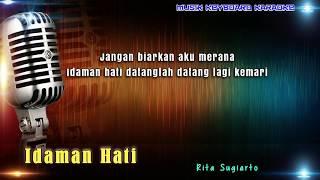 Rita Sugiarto - Idaman Hati Karaoke Tanpa Vokal