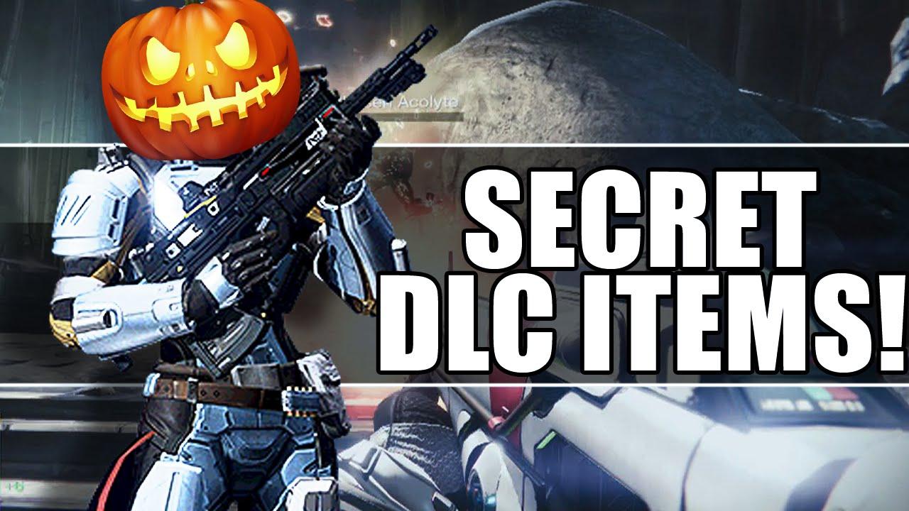 Destiny Halloween DLC