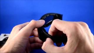 Обзор очков-маски Wiley X SG-1
