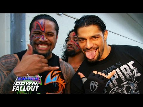 Roman Reigns Does It Big: SuperSmackDown Fallout, December 22, 2015