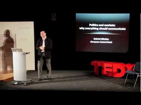 Money and Trust: Gabriel Glöckler at TEDxRheinMain